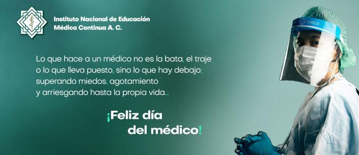 ¡¡Feliz Día del Médico!! 2020