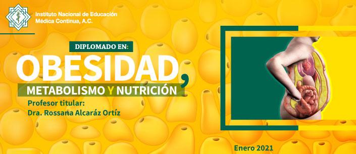 Diplomado en Obesidad, Metabolismo y Nutrición